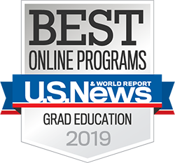 US News and World Report Online Programs Grad Education Programs best of 2019
